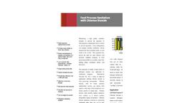 Food Process Sanitation Brochure