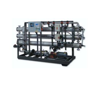 Model HF4H Series - Reverse Osmosis Units