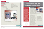 Accusonic - Model 7700-7720 - Networked Flowmeter System Brochure