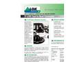 Model Z-LOK - Flexible Pipe to Manhole Connector Brochure