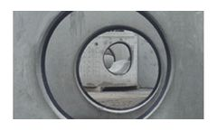 Model X-CEL - Flexible Pipe to Manhole Connector
