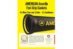 American - Fastite Joint Pipe with Fast-Grip Gasket Brochure