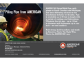 American - Model ASWP - End Plates Brochure