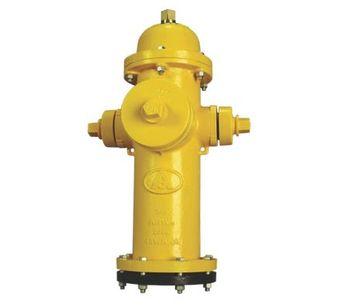 """American - Model B-84-B-5 - 5-1/4"""" American Darling Hydrants"""