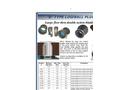 Logiball - Model Type D - Large Flow Thru Plugs Brochure
