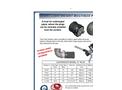 Logiball - Type E - Lightweight Plugs Brochure
