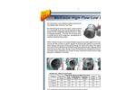Multisize High Flow/Low Flow Plug Brochure