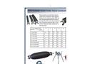 Large Flow-Thru Rigid Carriers for Mechanical Sleeves Brochure