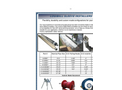 Multi Size Sleeve Installers for Sectional Liners Brochure