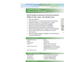 Capstone - Model C200S ICHP - Microturbine Power Generation Systems Brochure