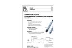 Model 313S `slim diameter` spec sheet (PDF 140 KB)