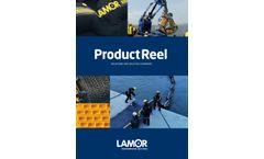 Lamor Product Reel 2019 - Brochure