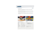 Lamor - Model LRC - 226010 - Brush Skimmer Rock Cleaner - Technical Specification