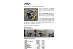 Lamor 3.5 LPP Portable Hydraulic Power Pack - Technical Specification