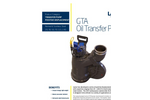 Lamor GTA Multi-Purpose Submersible Archimedes Positive Displacement High Performance Screw Pumps - Brochure