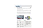 Lamor - Model Multimax LAM 50 - Brush Chain-Type Free-Floating Oil Skimmer - Technical Specification