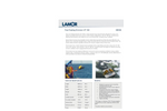 Lamor - Model LFF 100 - Free Floating Skimmer -  Technical Specification