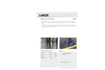 Lamor - Manta Ray Weir Suction Heads - Technical Specifications