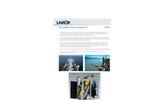 Lamor LSC Side Cassette Oil Recovery System Brochure