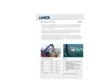 Lamor - Model 1300 (LBA 1300) - Brush Apapter - Brochure