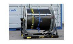 Lamor - Model HSR H-Series - Heavy Oil Boom Reels