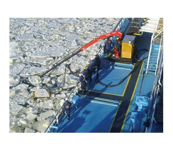 Arctic Skimmer Oil Recovery System-2