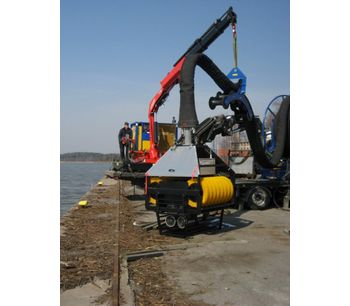 Arctic Skimmer Oil Recovery System-3