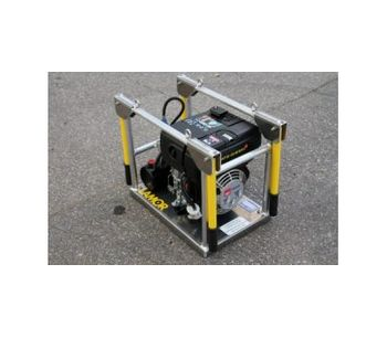 Lamor - Model 3.5 - Hydraulic Power Pack Portable Source