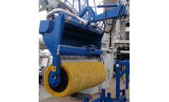 Lamor - Model LRB 250 W - Brush Skimmer Oil Recovery Bucket