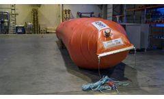 Lamor - Model LFT U-tanks - Floating Oil Bladder (Storage Tank)