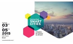 Connected Smart Cities -2015 Brochure