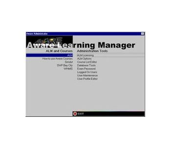 Aware Learning Manager (ALM) Software
