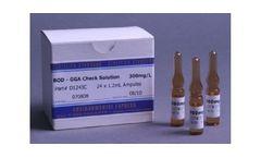Model D1243C - BOD - Glucose-Glutamic Acid, 24 x 1.2mL Ampule