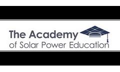 Photovoltaic (PV) Basics Workshop