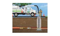 Jet Power - Model II - Sewer Pipes Grease Liquefier Machine