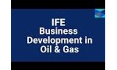 IFE Energy Training - Business Development in the Oil & Gas Sector Course Video