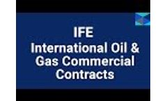 International Oil & Gas & Commercial Contracts Training Course Video