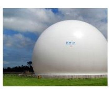 Amoco - Dantian Double Membrane Biogas Holder