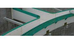 Fiberglass Composite Troughs