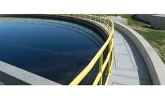 Fiberglass Odor Control Covers for Water and Wasterwater
