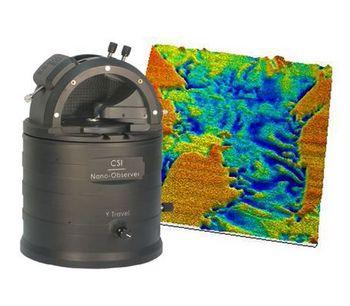 Nano-Observer - Atomic Force Microscope (AFM )