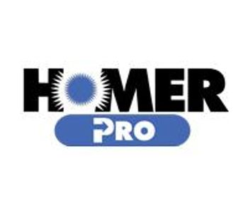 HOMER - Version Pro - Microgrid Modeling Software