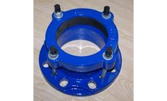 Flanged Adaptor with epoxy coating - Flanged Adaptor