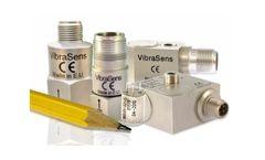 VibraSens - Piezoelectric Vibration Sensor