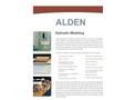 Alden - Hydraulic Modeling