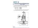 Datasheet - High pressure gate valve SKS2