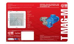 Model T MAG-M - Metallic Peripheral Pumps Brochure
