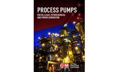 Process Pump - Brochure
