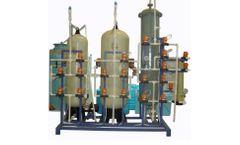 Aquatic - Model OSR-DM - Demineralisation Water Systems
