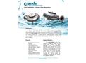 ACU-VORTEX – Vortex Flow Regulator